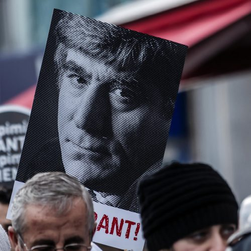 Death anniversary of Hrant Dink who was killed on 19 January 2007 / Photo credits: hskoken / 2012 / Source: depositphotos.com, ©2019