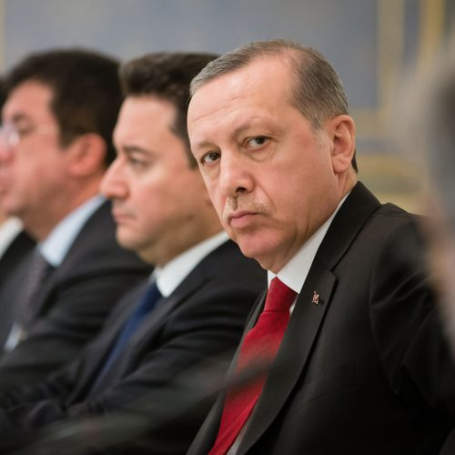 Turkish President Recep Tayyip Erdogan / Photo credits: palinchak / 2015 / Source: depositphotos.com, ©2019