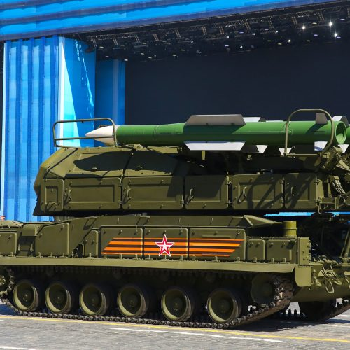 Anti-aircraft missile complex BUK-M / Photo credits: sergasx / 2016 / Source: depositphotos.com, ©2019