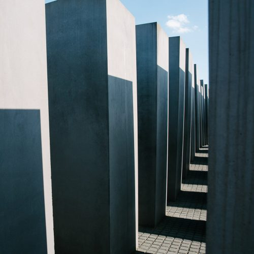 The Holocaust Memorial in Berlin, Germany / Photo credits: AlexGukBO / 2015 / Source: depositphotos.com, ©2019
